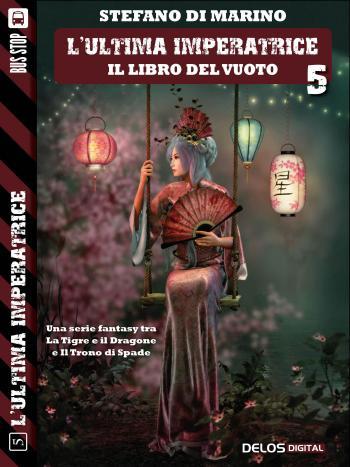 Il libro del vuoto (copertina)