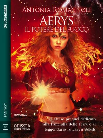 Aerys Il potere del fuoco (copertina)