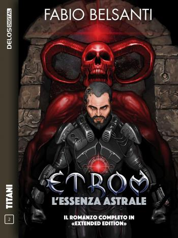 Etrom - L'Essenza Astrale (copertina)