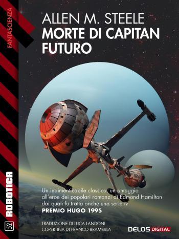 Morte di Capitan Futuro (copertina)