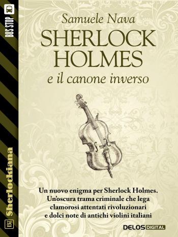 Sherlock Holmes e il canone inverso (copertina)