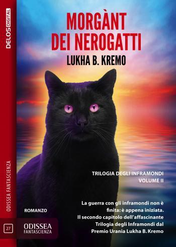 Morgànt dei Nerogatti (copertina)