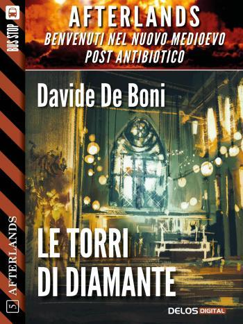 Le torri di diamante (copertina)