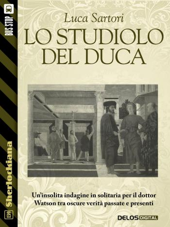 Lo studiolo del duca (copertina)