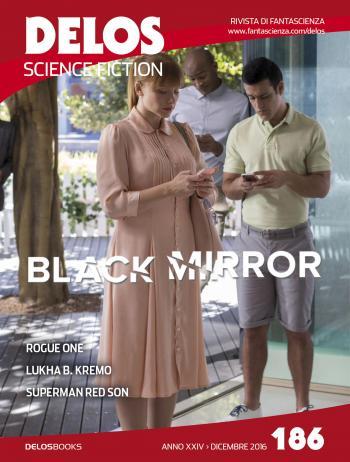 Delos Science Fiction 186 (copertina)