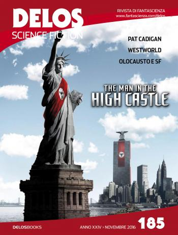 Delos Science Fiction 185 (copertina)