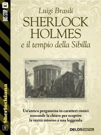 Sherlock Holmes e il tempio della Sibilla (copertina)