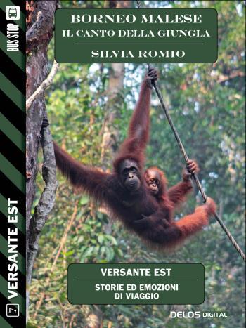 Borneo Malese - Il canto della giungla (copertina)
