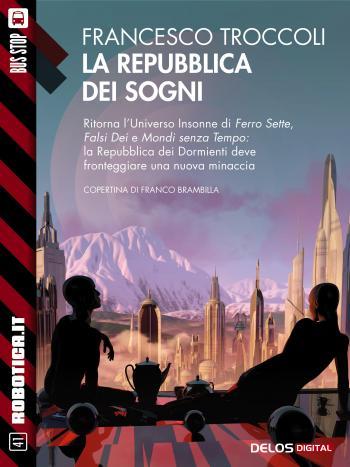 La repubblica dei sogni (copertina)