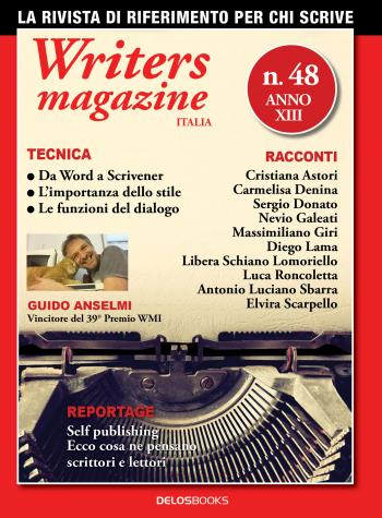 Writers Magazine Italia 48 (copertina)