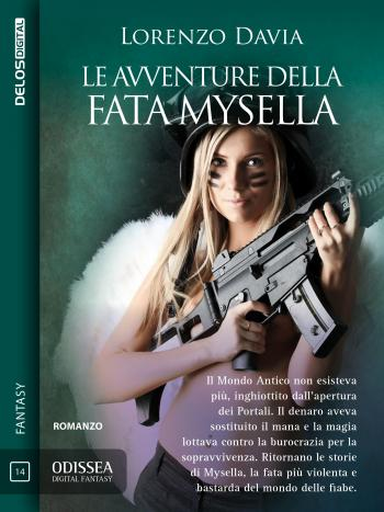 Le avventure della Fata Mysella (copertina)