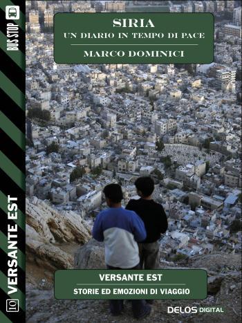 Siria - un diario in tempo di pace (copertina)