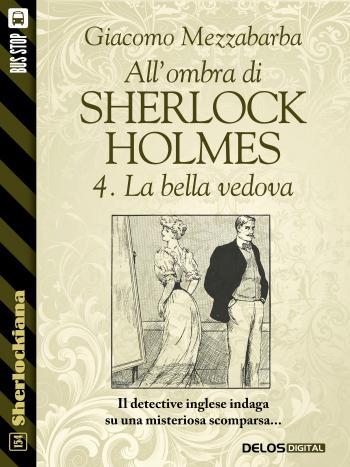 All'ombra di Sherlock Holmes - 4. La bella vedova (copertina)