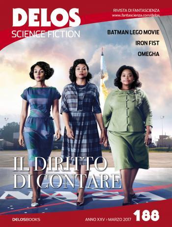 Delos Science Fiction 188 (copertina)