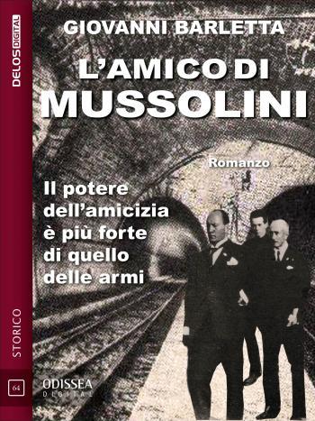 L'amico di Mussolini (copertina)