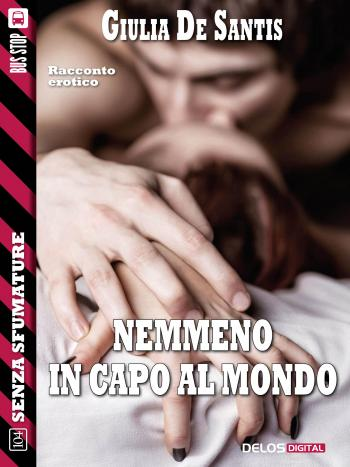 Nemmeno in capo al mondo (copertina)