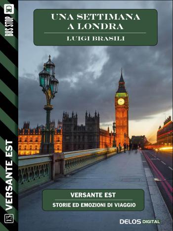 Una settimana a Londra (copertina)