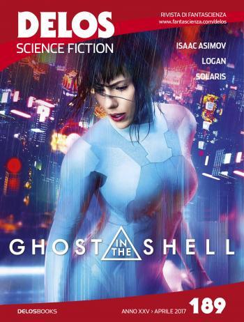 Delos Science Fiction 189 (copertina)