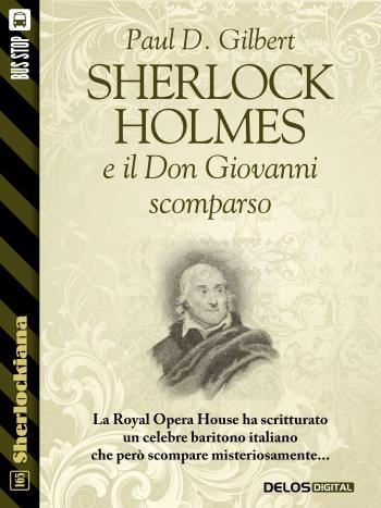 Sherlock Holmes e il Don Giovanni scomparso  (copertina)