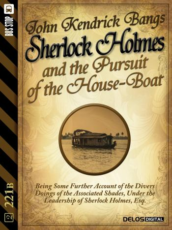 The Pursuit of the House-Boat (copertina)