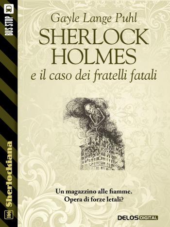 Sherlock Holmes e il caso dei fratelli fatali (copertina)