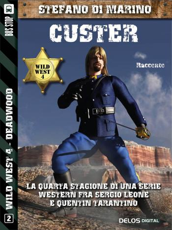 Custer! (copertina)
