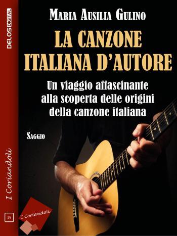 La canzone italiana d'autore (copertina)