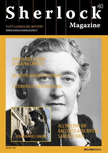 Sherlock Magazine 40 (copertina)