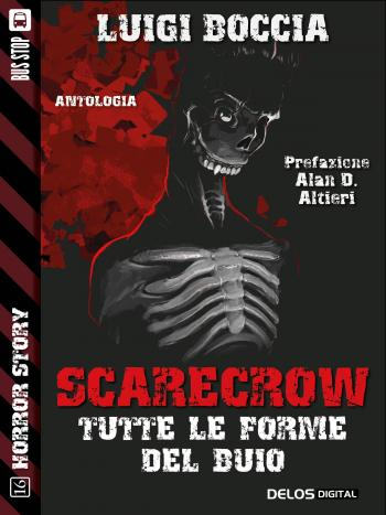 Scarecrow - Tutte le forme del buio (copertina)