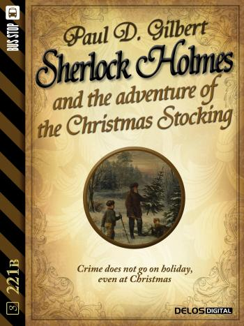 Sherlock Holmes and the Adventure of the Christmas Stocking (copertina)