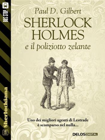 Sherlock Holmes e il poliziotto zelante (copertina)