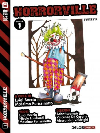 Horrorville 1 (copertina)