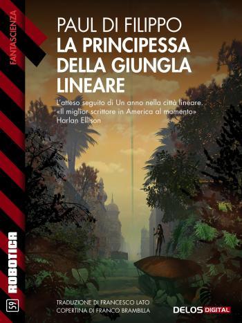 La principessa della giungla lineare (copertina)