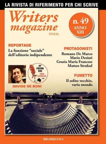 Writers Magazine Italia 49 (copertina)