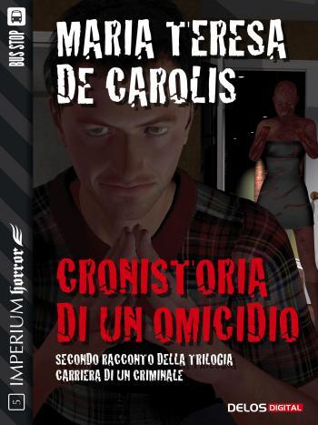 Cronistoria di un omicidio (copertina)