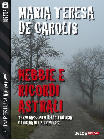 Nebbie e ricordi astrali (copertina)