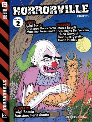 Horrorville 2 (copertina)