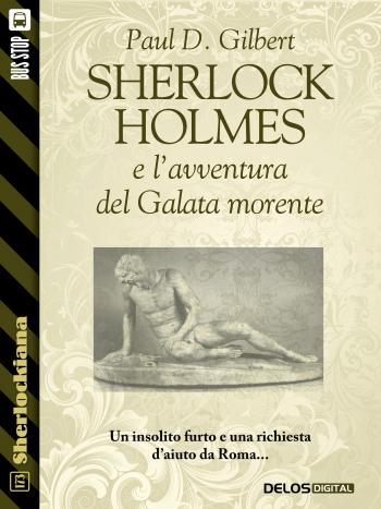 Sherlock Holmes e l'avventura del Galata morente (copertina)