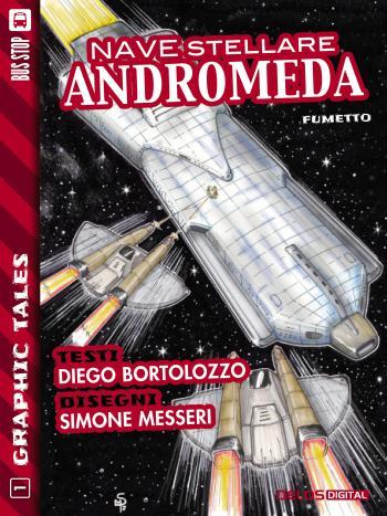 Nave stellare Andromeda (copertina)