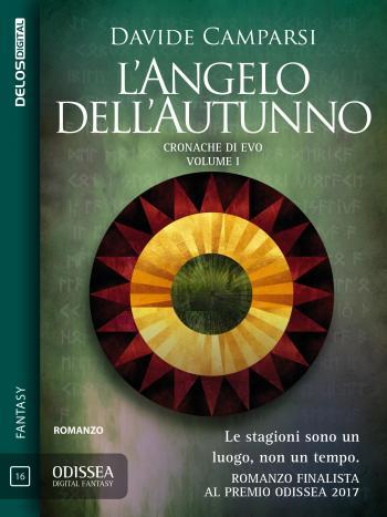 L'Angelo dell'Autunno (copertina)