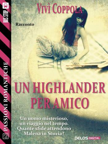 Un Highlander per amico (copertina)
