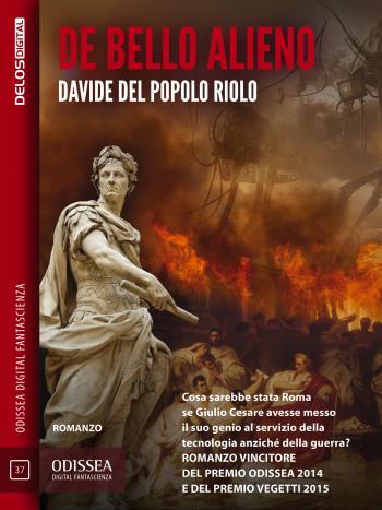 De Bello Alieno (copertina)