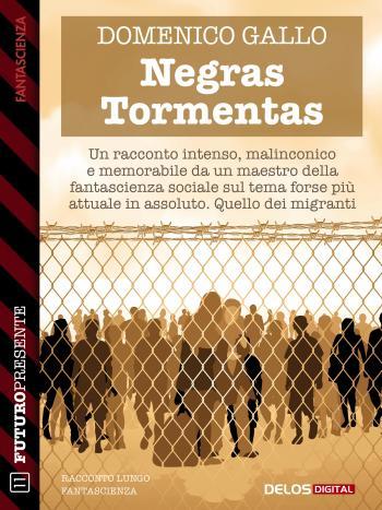 Negras Tormentas (copertina)