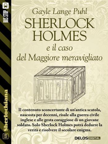 Sherlock Holmes e il caso del Maggiore meravigliato (copertina)