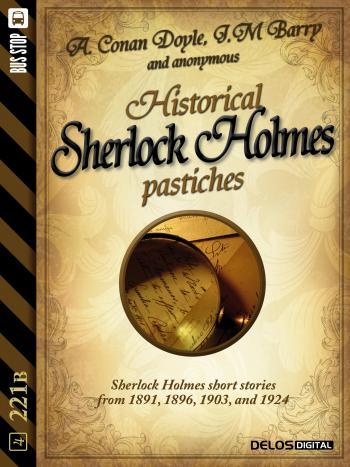 Historical Sherlock Holmes Pastiches  (copertina)