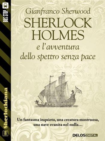 Sherlock Holmes e l'avventura dello spettro senza pace (copertina)