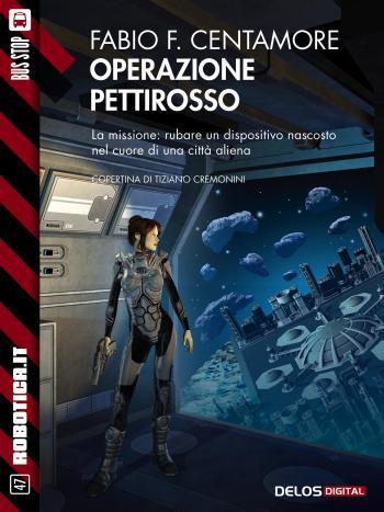 Operazione Pettirosso (copertina)