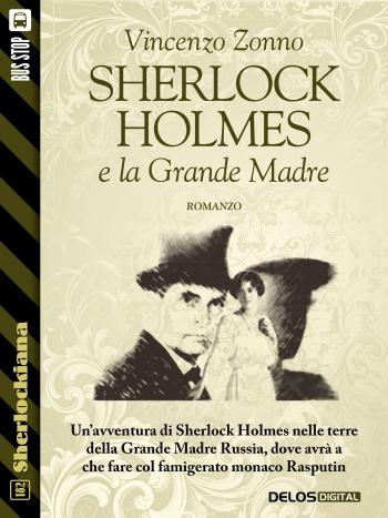 Sherlock Holmes e la Grande Madre (copertina)