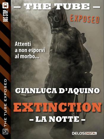 Extinction III - La notte (copertina)