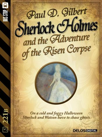 Sherlock Holmes and the Adventure of the Risen Corpse (copertina)